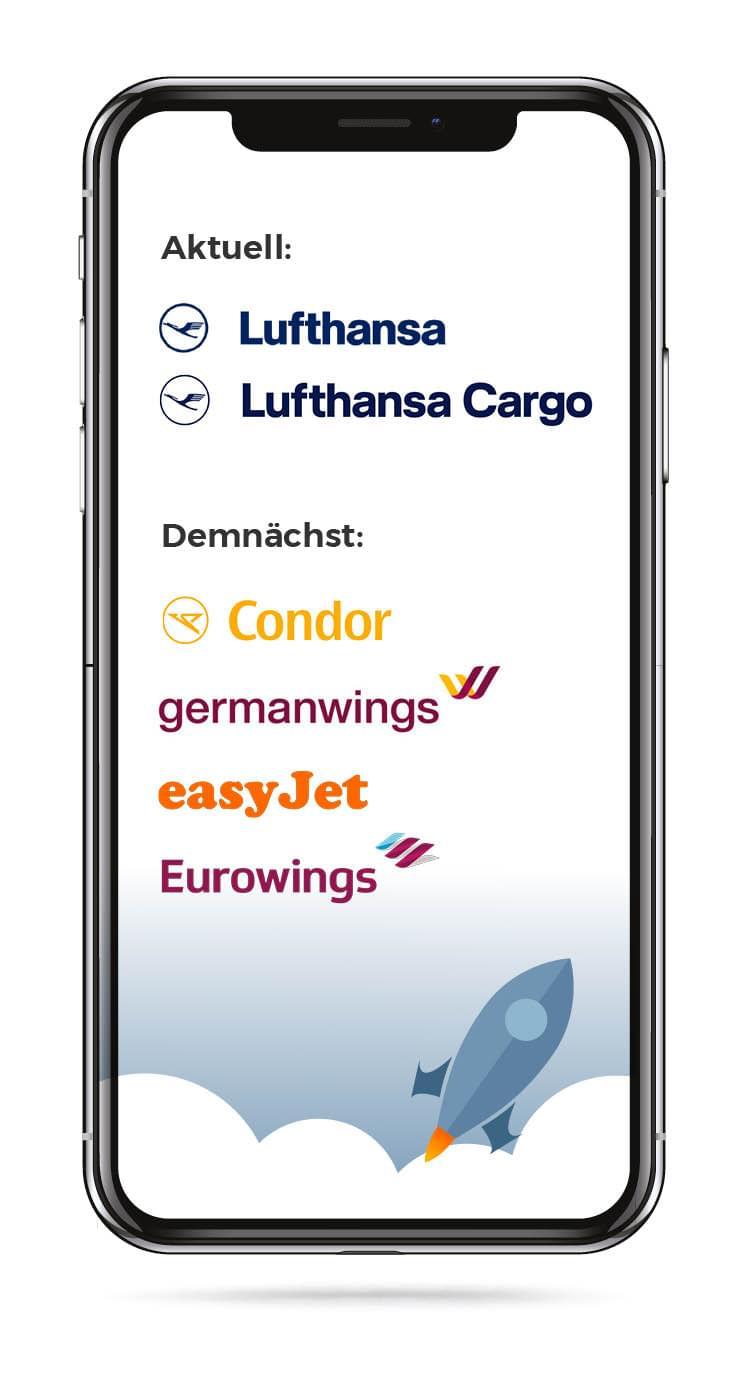 Dating-App für Flugbegleiter